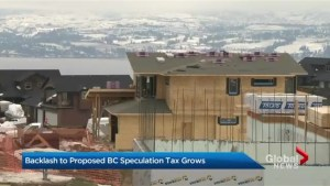 Backlash to proposed B.C. speculation tax grows